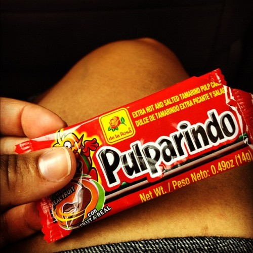 Pulparindo! Tamarind chile candy <3