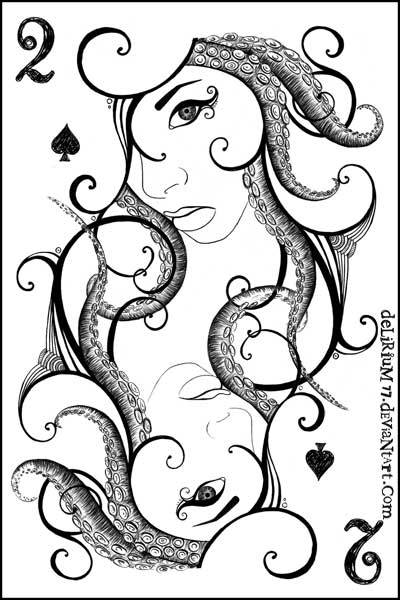 two of spades by *delirium77