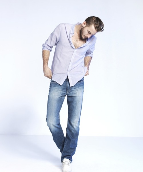 mensfashionworld:  Joe's Jeans Summer 2012 Lookbook