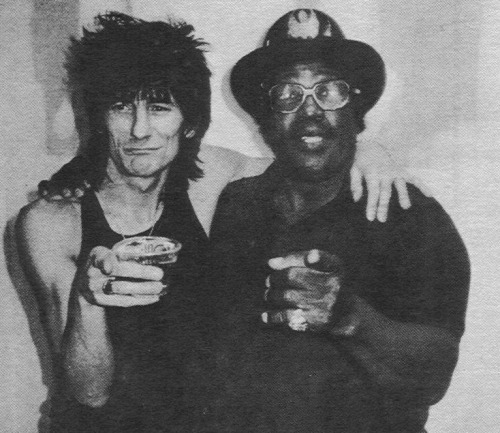 5to1:  Ronnie Wood & Bo diddley