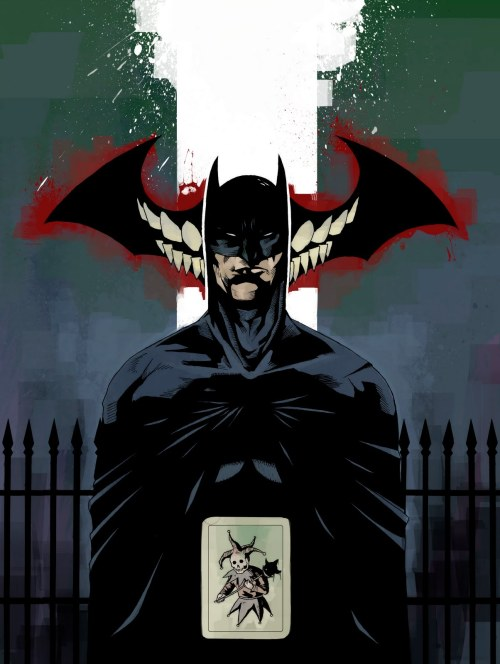 xombiedirge:  Batman by Kepafrenico