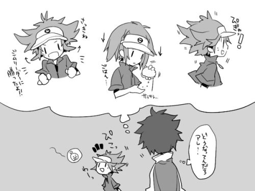 trainerbanjirou:  【腐】BWつめ2