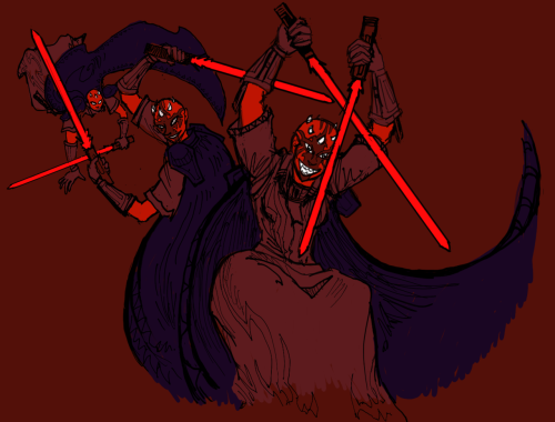 rough color flats for illustrating Adinyah's headcanon entry. Which is almost done, and why am I spending so much time on art when I could just use a screenshot, seriously strikeslip, get your priorities straight. Back to working on guild prizes soon. (See? PRIORITIES.)