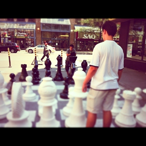 iPhone pic count #289 chess