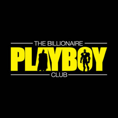 """The Billionaire Playboy Club"" by warbucks360. Bill Gates was rejected because he doesn't have a superhero persona. Peter Parker/Spiderman was rejected because he doesn't meet the financial requirements.