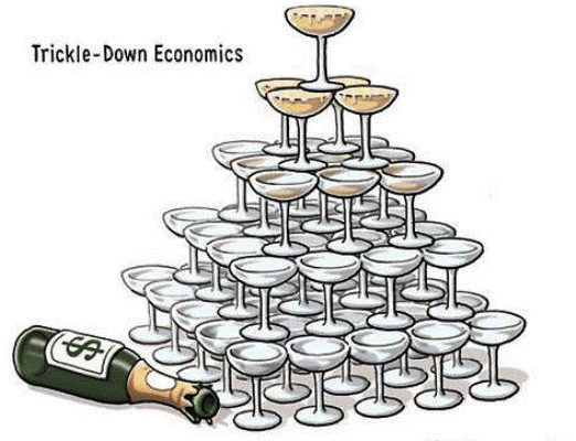 Trickle down economics
