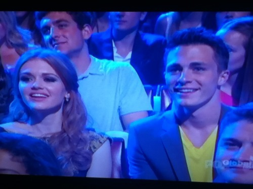 teen choice awards 2012, Colton