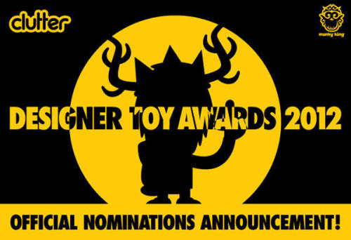 The Designer Toy Awards are upon us! Get up and vote for your favorite designer, blog, store and toy! This is as much fun as it is a big deal to the designer and custom toy movement. Show some love and click though to see the amazing things done by some independent designers across North America and the UK.