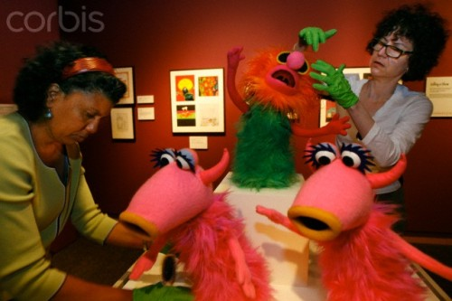 Jim Henson's Fantastic World Smithsonian getting fluffed