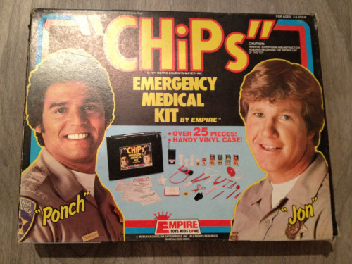 Play doctor with Ponch and Jon. ]]>