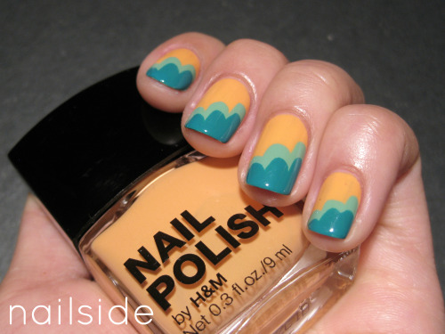 nailside:  31 Day Challenge, day 2: Orange