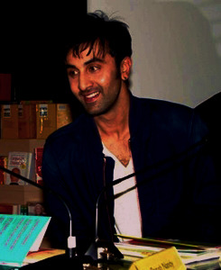 "Ranbir Kapoor Launches Pritish Nandy's book ""STUCK ON 1 FORTY"""