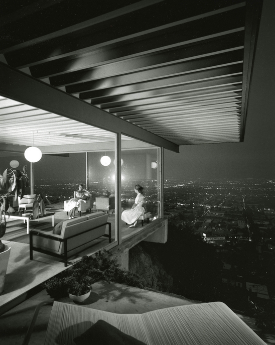 case study house #22, june 1960 neutra.shulman possibly the most important architecture photograph ever taken.