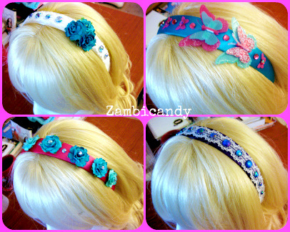 More headbands :)