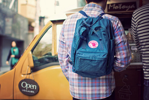 psychot-c:  (by Lopiccolo) Fjallraven Backpack