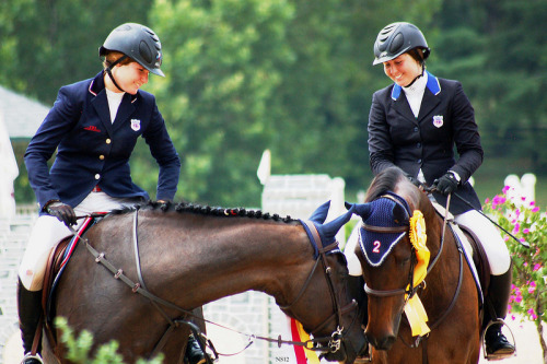 nsphotographs:  FEI Junior and Young Rider Championships 2012.