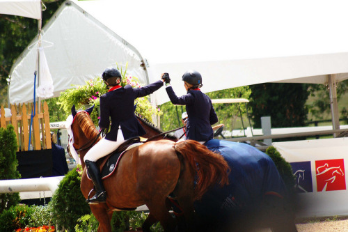 FEI Junior and Young Rider Championships 2012.