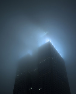 arkthree:  empire fog by justinphilipwaldinger (www.justinwaldinger.com) on Flickr.