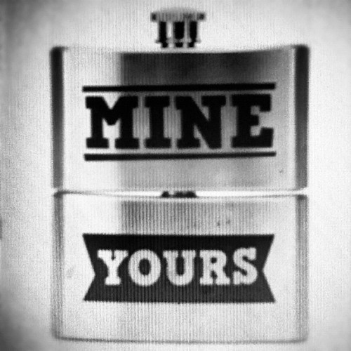 #flask #mine #yours #awesome #fuckyeah #dowant #genius #adorable #tory (Taken with Instagram)