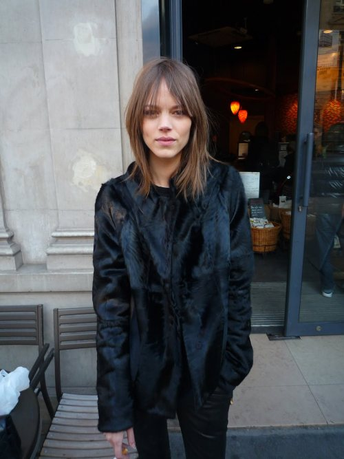 cigarettes-and-chocolate-milk:  Freja Beha Erichsen Off-Duty