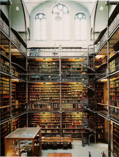 Rijksmuseum Research Library, Amsterdam.