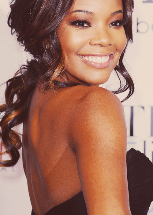 I appreciate your face ♀ Gabrielle Union
