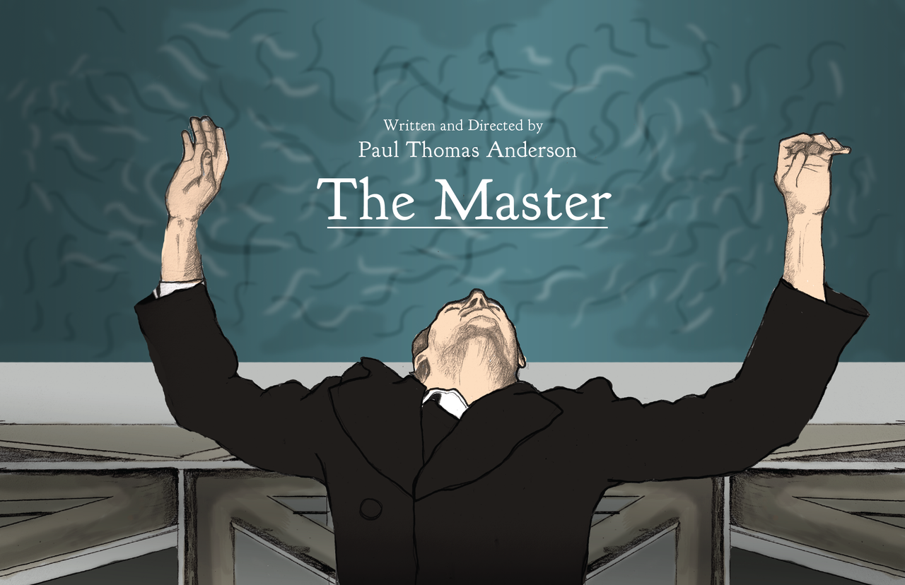 """The Master"" directed by Paul Thomas Anderson by Stefan Obusan"