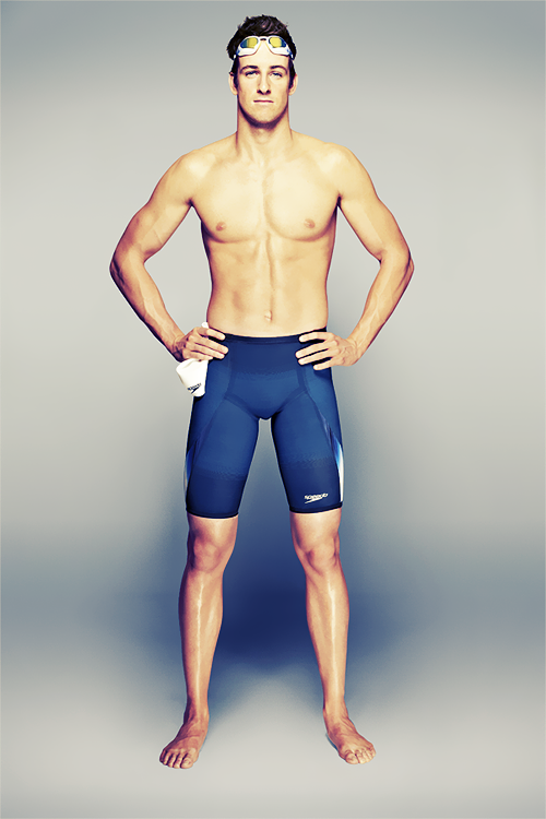 Australian Swimmer James MagnussenPhoto by Speedo Can I just say this guy is beyond gorgeous!