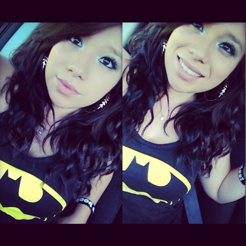 Batman,wonder woman tees Thanks @Smurffanie on Instagram