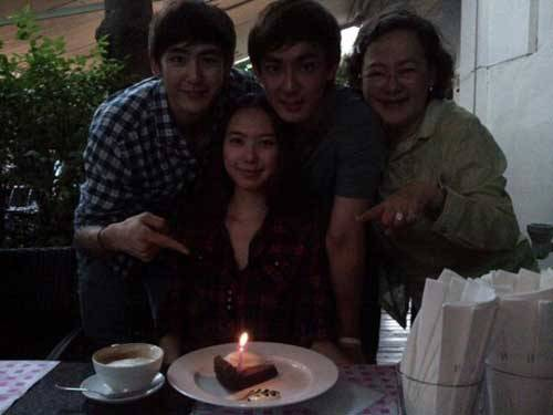 2PM's Nichkhun Proves He′s a Sweet Older Brother