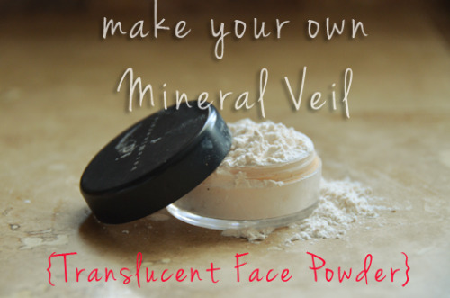 Mineral Veil {How to} Found at: chiselbeauty