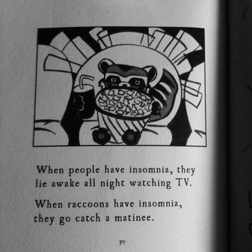 my favourite from the tiny book of tiny stories (Taken with Instagram)
