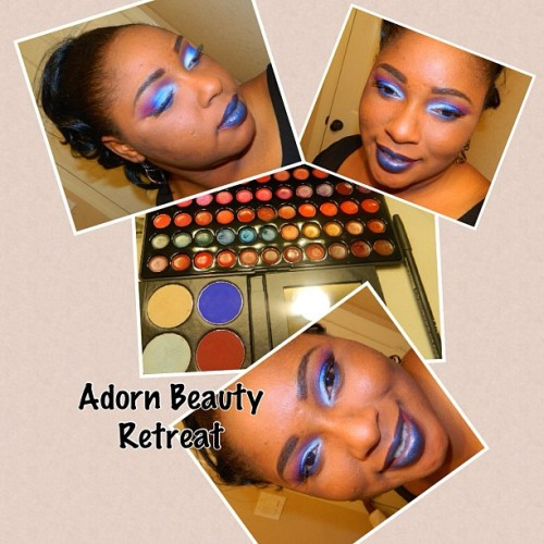 #look I created using #designermakeuptool @designermakeuptools #bold #daring #club #beauty #instamakeup #makeupartist  #makeup #mua #instahouston #instagram #cosmetologist  #cosmetic #diva #contact me for more #info  (Taken with Instagram)