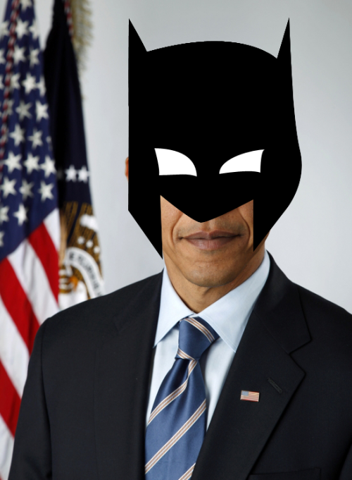 Because he's the hero that America deserves, but not the one it needs right now… and so we'll hunt him… because he can take it… because he's not a hero… he's a silent guardian, a watchful protector… a Dark Knight…