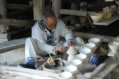 "景德镇 Jingdezhen: Chinese Porcelain Crafting Capital for the last 1000 Years Jingdezhen porcelain has been one of China's most prized artisan traditions since ancient imperial times.  Since 557 AD Jingdezhen has been the center of fine porcelain art, crafting, innovation, and production in China.  During the Ming Dynasty (1368-1644) official kilns designated for imperial porcelain production were established in Jingdezhen.  In fact Jingdezhen's name is connected to its imperial ties.  The Song Dynasty Emperor Jing De (who reigned from 1004-1007) so admired the porcelain created in Jingdezhen that he issued an imperial edict to honor the manufacture of porcelain.  The town became known as ""Jing De Town"" (zhen 镇 in Chinese means town) in his honor. Situated in southern China in Jiangxi province, Jingdezhen is surrounded by lush mountains.  The most important hill for Chinese porcelain production is Gaoling Mountain 高龄山 (40 km from Jingdezhen) because it is the source of white Kaolin clay—the essential and distinguishing ingredient of Jingdezhen porcelain. Kaolin clay's high fusion temperature and white burning characteristics makes it particularly suitable for the manufacture of porcelain.  If you want to get all chemical about it, it is the absence of any iron, alkalies, or alkaline earths in the molecular structure of kaolinite confers upon it these desirable ceramic properties (learn more here). China's most skilled porcelain and pottery masters have perfected their craft in Jingdezhen for the last 1000 years and continue to today.   Aspiring porcelain artists continue to flock to Jingdezhen to become part of artisan community and study at the Jingdezhen Ceramic Institute, China's premier center of ceramic higher learning. Chinese porcelain from Jingdezhen has been treasured and traded all over the world for over 800 years (we will discuss this in more depth in another upcoming blog post).  Gradually porcelain from Jingdezhen has come to represent the pinnacle of Chinese craftsmanship, Jingdezhen has become synonymous with Chinese porcelain and Chinese ceramics, and Jingdezhen has a reputation as the porcelain center of the world.  Tranquil Tuesdays has the great fortune to travel regularly to Jingdezhen and work closely with emerging porcelain artists based in Jingdezhen to design and craft our teaware collection.  It is so exciting for us to carry on this rich tradition and legacy of fine Chinese porcelain from Jingdezhen with the teaware pieces we offer. _____________________________________________________________________ If you enjoyed this article, sign up for Tranquil Tuesdays' newsletter to  Explore the stories behind each of Tranquil Tuesdays teas and teaware Travel with Tranquil Tuesdays seeking the best teas and teaware in China Learn the historical and cultural elements that make Chinese tea and teaware so unique Sign up for Tranquil Tuesdays' newsletter now!"