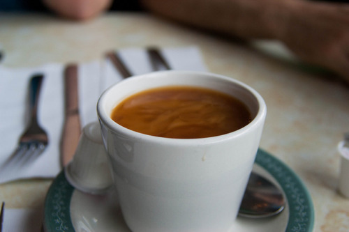 teaandcoffeelove:  Coffee by michelmetta on Flickr.
