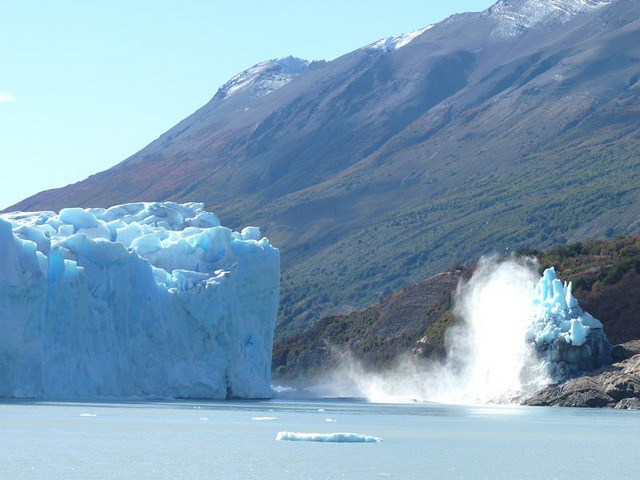 Glaciar Perito Moreno by Minako* on Flickr.