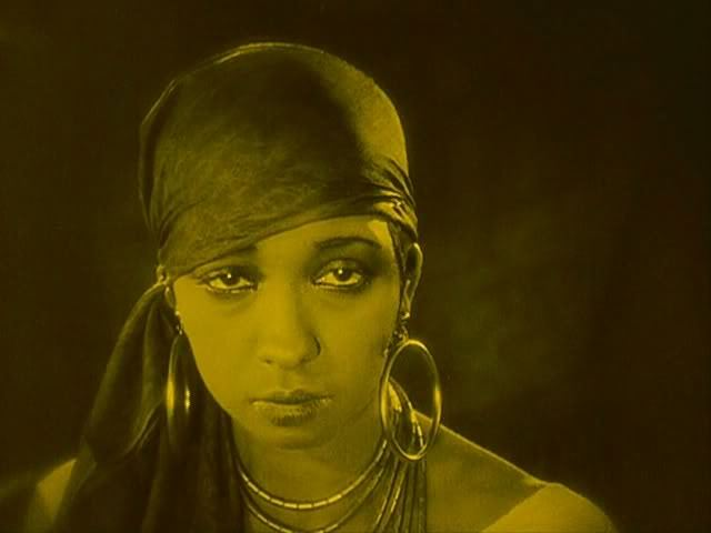 Josephine Baker, Siren of the Tropics, 1927