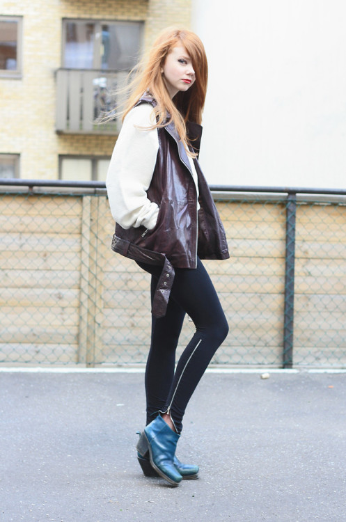 lookbookdotnu:  PRE (by Filippa Smeds)