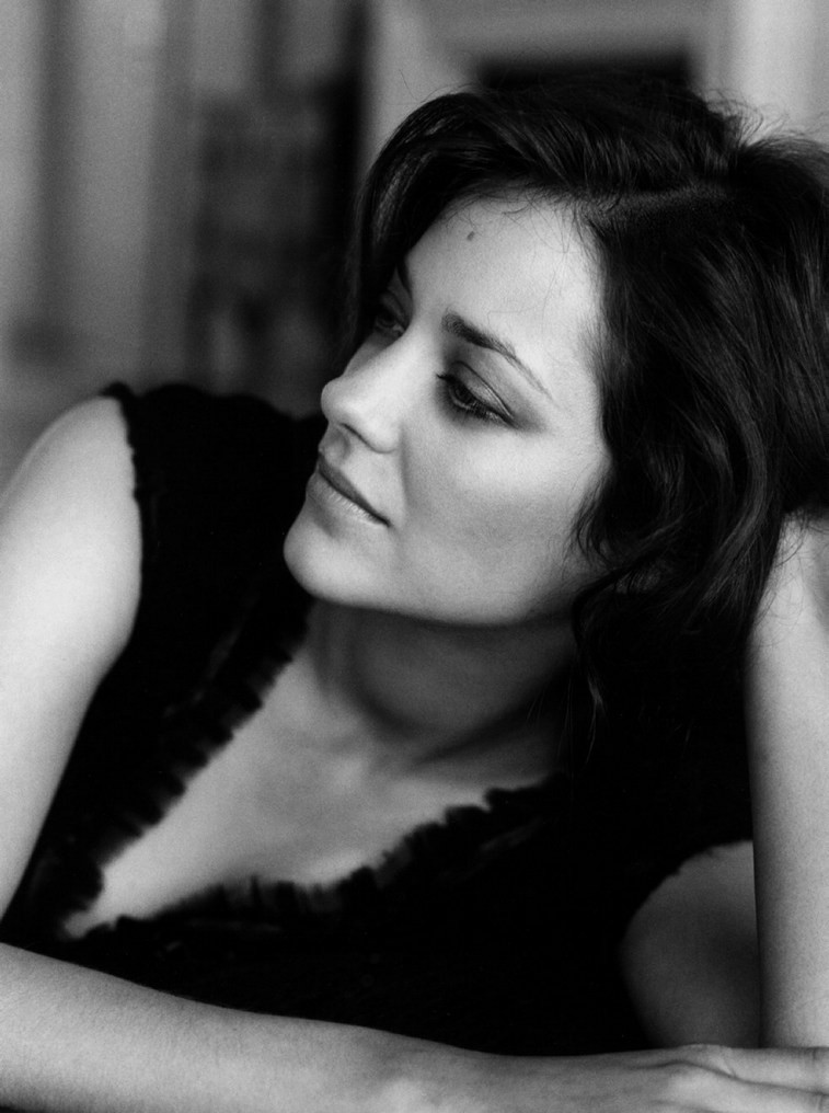 sorakeem:  Marion Cotillard is hauntingly beautiful.  Cosign.