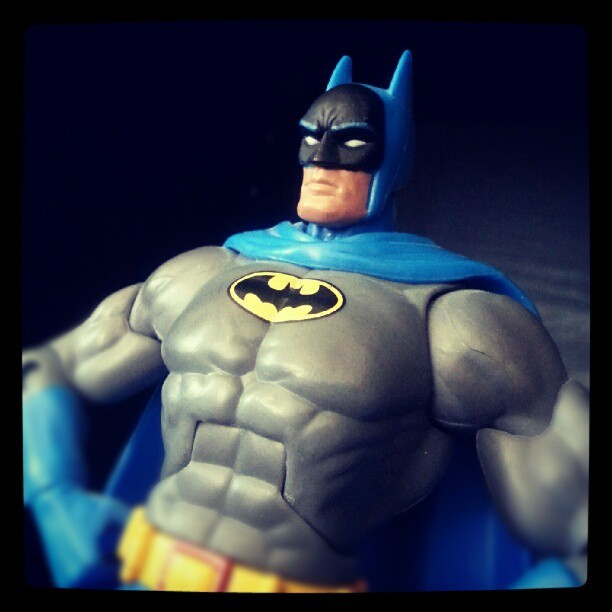 Thinking about this guy. Still. #Batman #TheDarkKnightRises  (Taken with Instagram at The Mystery Shack)