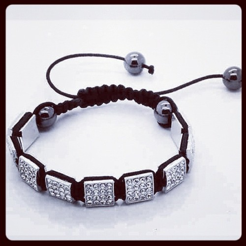 Bought this beauty! #shamballa #bracelet #geordieshore #millionappeal (Taken with Instagram)