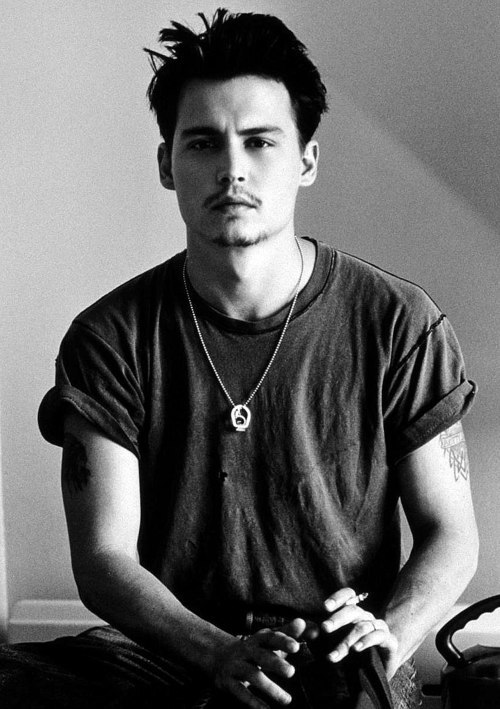 The MR P style icons: Mr Johnny Depp