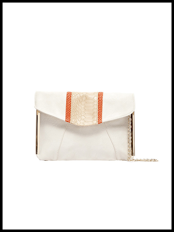 Shop Now Blanco.com: Bolso. (SUITEBLANCO New Collection Fall Winter 2012).