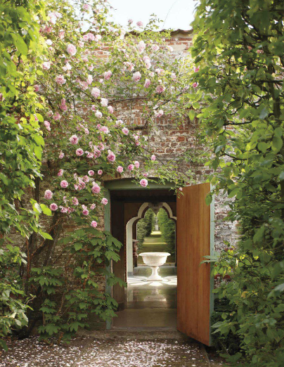 give us our daily secret garden entrance.