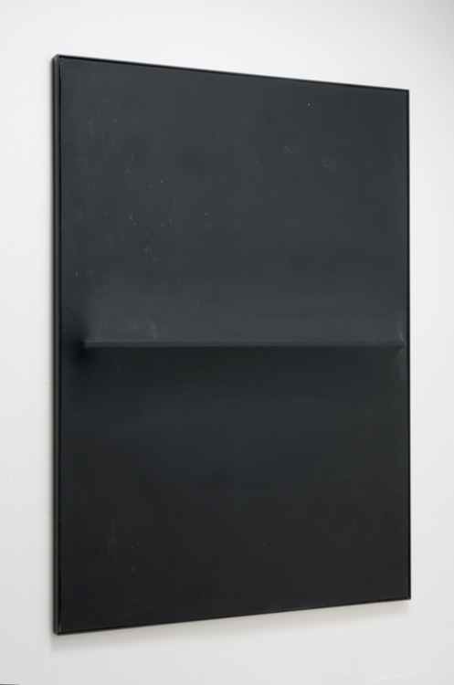 Justin Beal, Untitled (Middle Shelf), 2012 via MOUSSE