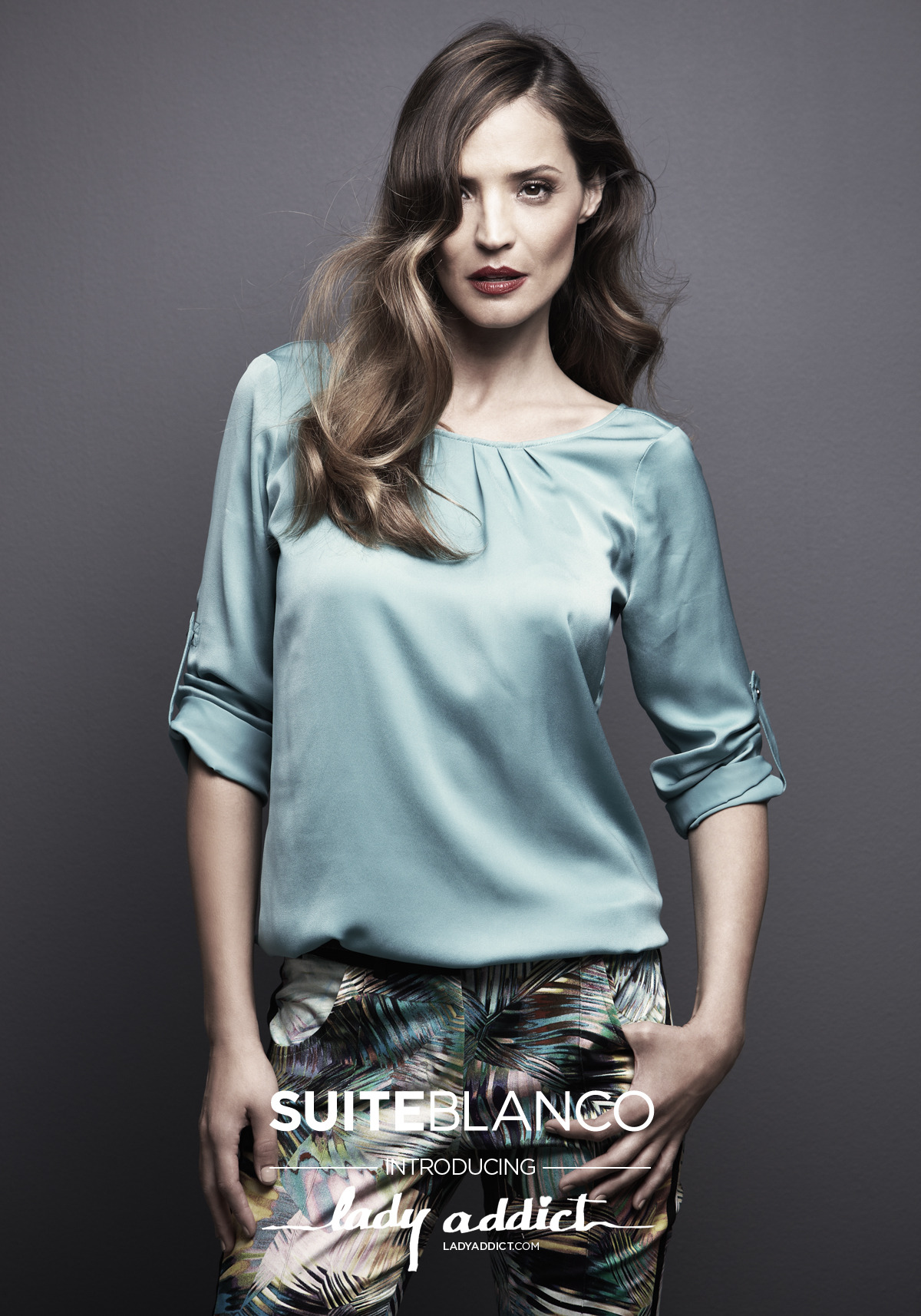 Shop Now Blanco.com: Pantalón / Cinturón. (SUITEBLANCO introducing LADY ADDICT. New Collection Fall Winter 2012).