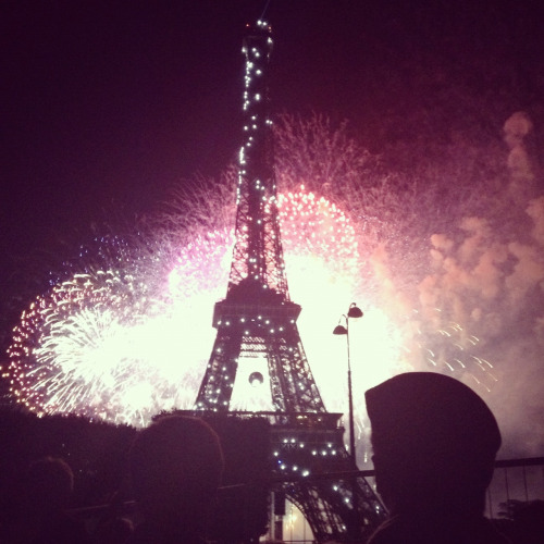 Happy Bastille Day! Paris is magical!
