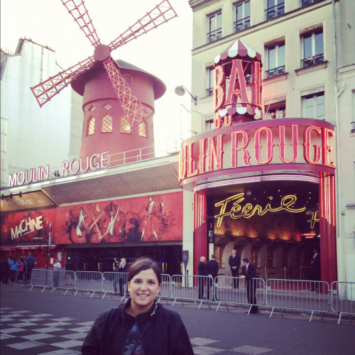 La Moulin Rouge