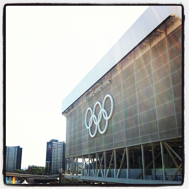 soupsoup:  Taken with Instagram at Olympic Park